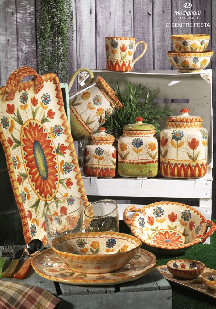 modigliani italian ceramic majolica frammenti roma