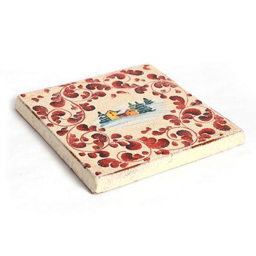 Modigliani - Baita mattonella sottopentola