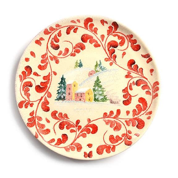 Modigliani - Baita piatto piano