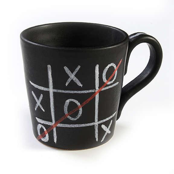 Modigliani - Gessetto Rosso mug tris