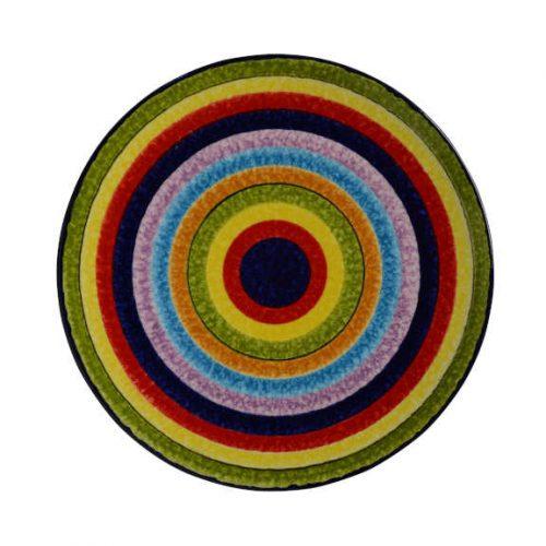 Modigliani - POP Righe piatto tondo cm35