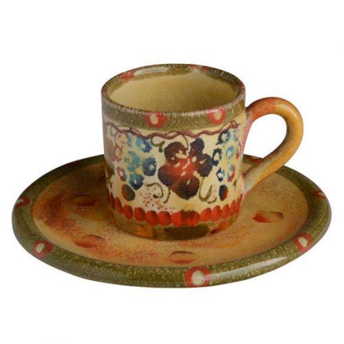 Modigliani - Terre di Chianti tazza caffè c/piatto