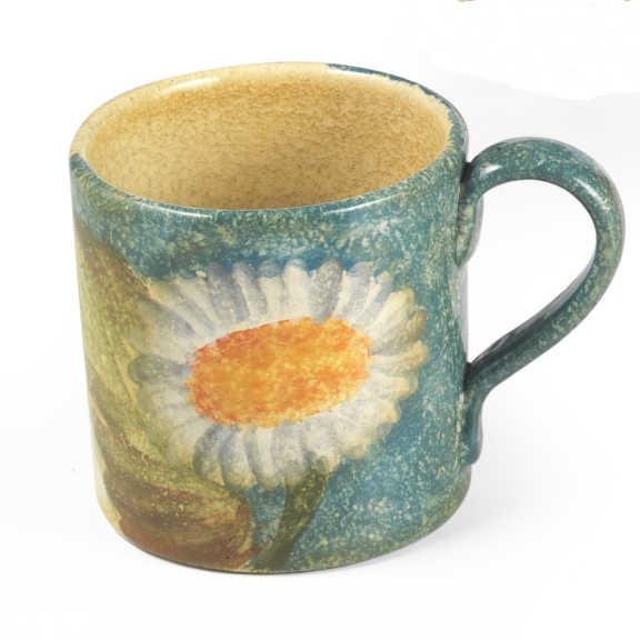 Terra Fiorita - Mug Turchese- TF5/T