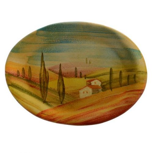 Sogno Toscano - Vassoio Medio cm 38 - ST15/38