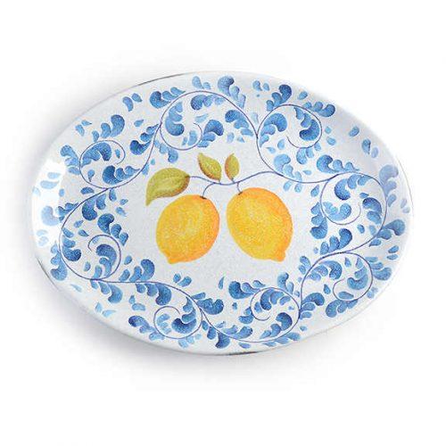 Modigliani Amalfi - Piatto Ovale