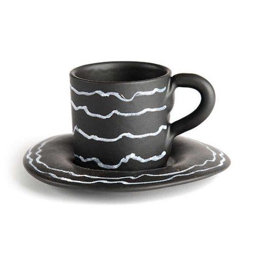 Modigliani - Gessetto tazza caffè