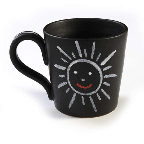 Modigliani - Gessetto Rosso mug retro