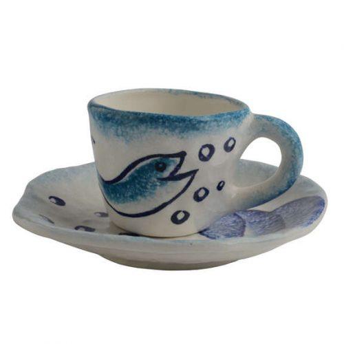 Modigliani - Mediterraneo tazza caffè