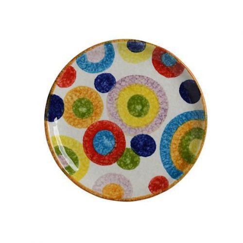Modigliani - POP Cerchi piatto frutta