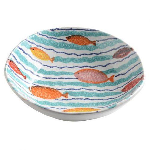 Modigliani - Portovenere piatto fondo onde