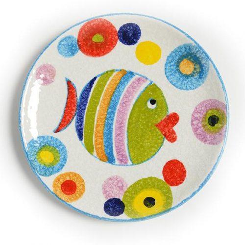 Modigliani - POP Pesci piatto frutta