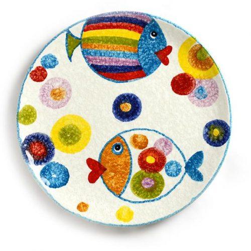 Modigliani - POP Pesci piatto piano