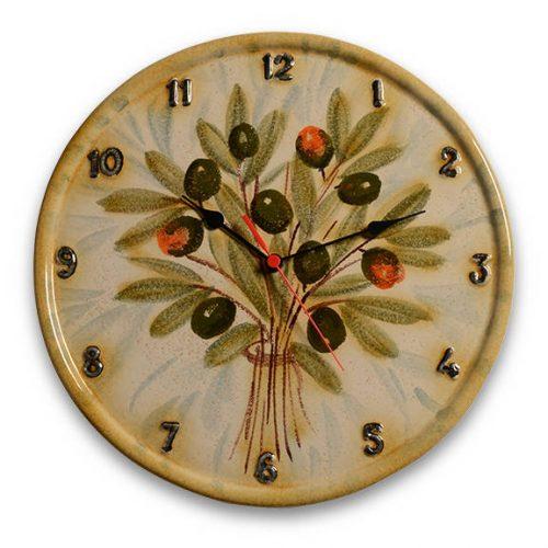 Modigliani - Extravergine orologio da muro