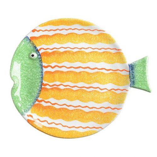 Modigliani - Portovenere piatto frutta pesce