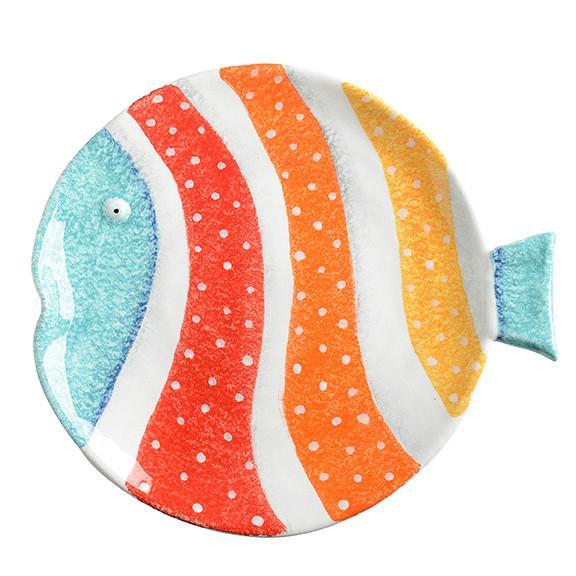 Modigliani - Portovenere piatto piano pesce