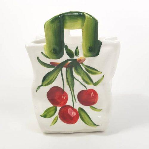 Modigliani borsetta piccola ciliegie