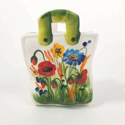 Modigliani borsetta piccola fiori assortiti