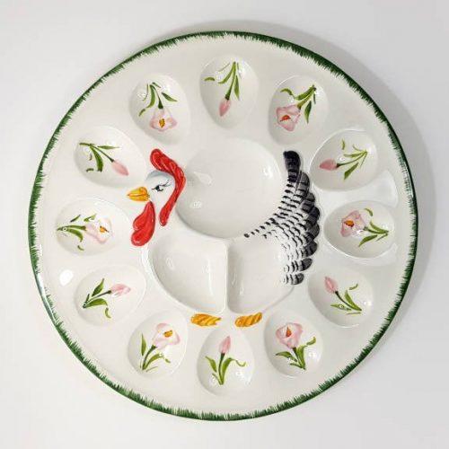 Modigliani Pasqua piatto gallina calle